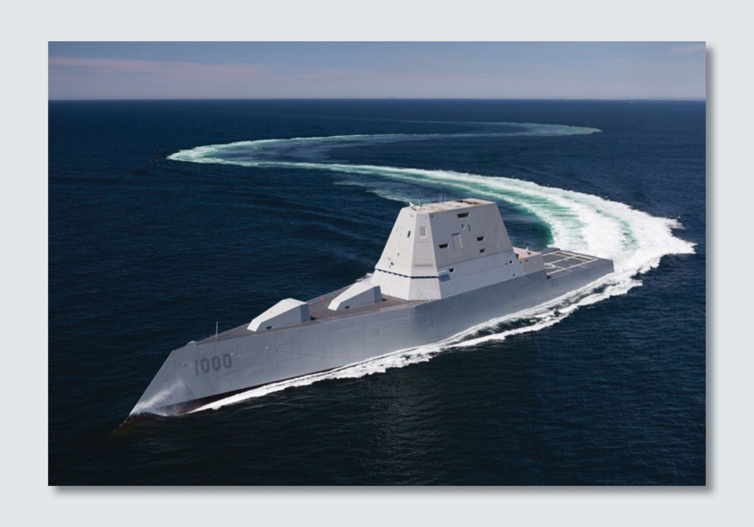 Lessons Learned for Modernizing Nuclear Power Plants from the Development of the Zumwalt Class Destroyer